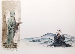 03.身代り焼地蔵と大野寺